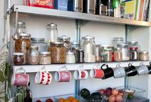 Food Storage / by Bonnie Andreani
