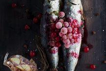 Still Life.with Fish / Because Fish are Sooooo Photogenic ;D / by PAMELA de Santa Fe