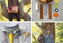 halloweiner ideas / by Heather Carassai