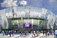Sacramento ESC / New Sacramento Kings Entertainment & Sports Complex / by Sacramento Kings