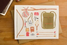 Design: Le Papier / for the love of snail-mail and paper trails / by Jude The Omnivore