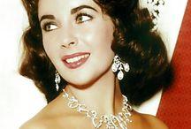 Elizabeth Taylor / Iconic beauty! / by Virginia Lehr