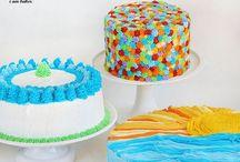 Cake Ideas / by Stacie Bourgeois Tate