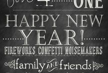 New Year / by Deborah Stauffer