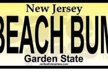 The Jersey Shore / by Leigh Ellen Grady Hammer