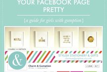 Business   Facebook Marketing / For anyone with a Facebook business page.  Hoping to share articles that will help us keep up with changes and reach more fans. / by Ann @ Duct Tape and Denim