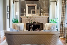 Living Room Ideas / by Stacy Nelson