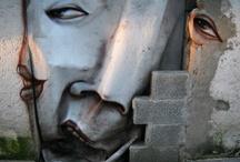 faces / rostros desfigurados / by Sar Ilú