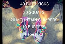 Get Fit <3 / by Erica Hartley