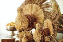 Thanksgiving Craft Ideas / by Trinity Air,