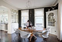 Kitchens & Breakfast Nooks / by Evelyn