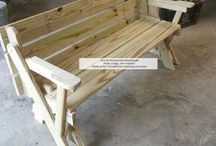 woodworking projects / by Mary Gliniecki-Hoffman
