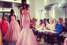 Bridal Fashion / Scenes from bridal fashion shows in New York City. / by The New York Times