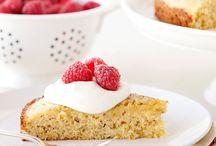 Cake crumbs / by Kim Loidolt-Zackoski