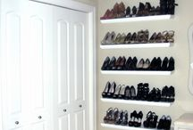 Storage Solutions  / by Lindsay Littlefield