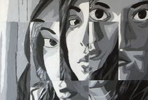 Art Projects: 2D / by Gina Clay