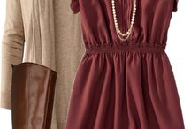 Fall Fashion / by Heather McClees (The Soulful Spoon)