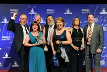 National Lottery Award Winners 2013  / Every year we offer thousands of projects who are changing lives with National Lottery funding the opportunity to tell their story to the nation.  Check out the photos of the Winners at 2013's BBC star-studded event.  / by Lottery Good Causes