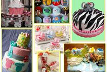 cake ideas / by Brandy Willingham Blankenship