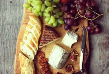 Wine tasting party / Cheese tray / by Trish Rousseau