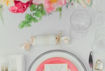 Wedding: style + inspiration / by Anne Blessing