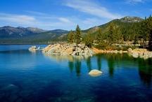 My Dream Vacation / I love Lake Tahoe ..... / by Carol Norton