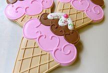 Sugar Cookie Fun / by Sonya Dobbs Ward