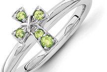 Cross Jewelry / by ApplesofGold.com