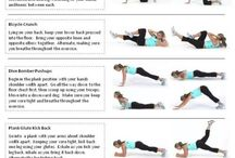 Fitness - Exercise Ideas / by Kim