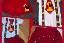 Mason's 1st Birthday Ideas / by Conisha San Nicolas