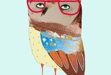 Graphic Design & Illustration / by Sarah Larsson Bernhardt
