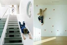 kid spaces inspirations / by Rosanna Stothart