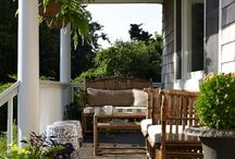 Inspiration: Front Porch / Front porch ideas / by Erin McLaughlin