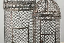 Bird Cages and Houses / by Debra Clemence-Roman