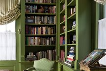 Bookcases / by Suellen Gregory