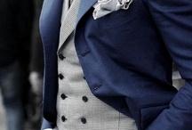 Fashion - Men's / by Judith Margiotta