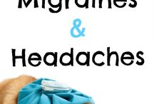 Things to help Headaches / by Sarah Lawrence