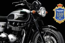 Stories / by Triumph Motorcycles