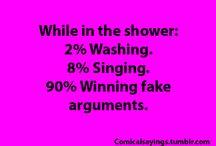 Haha! / by Jennie H