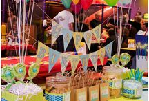 Kid Bday Party Ideas / by Melissa Stone