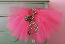 tutus and cake pops / by Melissa Haney