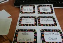 From My Own Classroom / Pinterest inspired ideas and how they look in my own classroom. / by Valerie McBride Taft