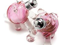SALT & PEPPER SHAKERS / by Judy Duranceau Wallace