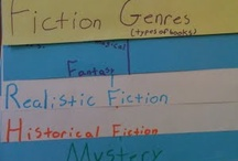 Genres - Reading and Writing / by Erin El