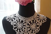 Inspiring Ideas >for lace / null / by Norie Suzuki