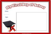 Back to School / by Reward Charts