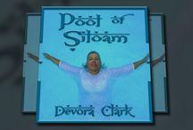 "DeVora Clark CD Fundraiser / ""Pool of Siloam"" in the recording studio Summer 2012! A contemporary restorative CD of Davidic Temple Praises. / by Devora Clark"