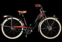 Vintage Schwinn bikes / by Mark Fernandez