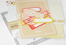 Project Life - Cards & Printables / by Tamara