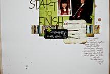 scrap inspiration. / by Lauren C. Douglas